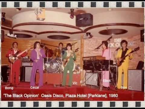 BLACK OPINION DISCO