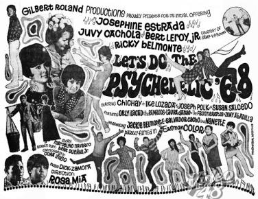 Let's do the psychelic 68- 67